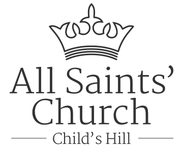 All Saints' Church Child's Hill Logo