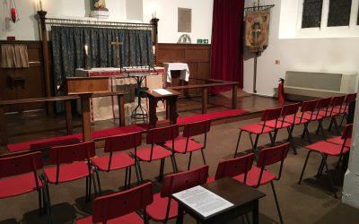 Wednesday Eucharists
