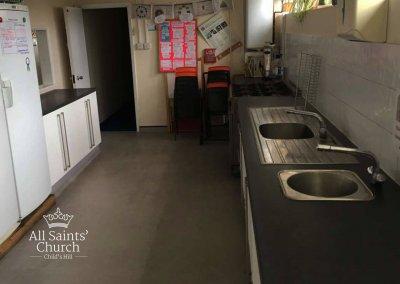 All Saints Kitchen
