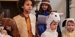 Family Eucharist with Nativity Play