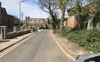 Church Walk Verge Improvement